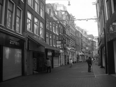 Amsterdam in the Morning