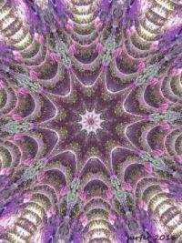 Lilac hues