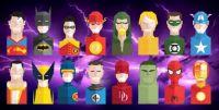 puzzle superheros