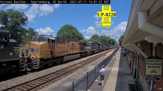 UP-8228 Spartanburg,SC/USA