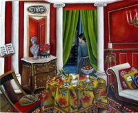 La Casa de gli Soprano (The Soprano's Home)