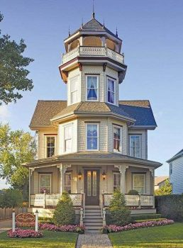Three story Victorian plus . . . . . . . .