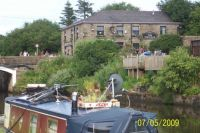 Top Lock Pub, Leeds & Liverpool Canal
