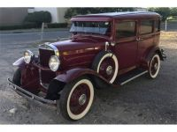 1930 Hudson Super Six Sedan