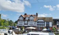 The Swan Inn, Horning, Norfolk Broads