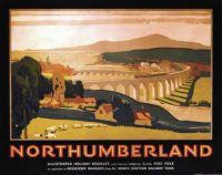 Northumberland. NER