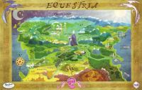 My Little Pony - Map of Equestria
