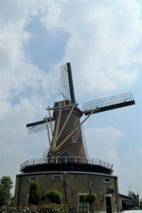 Mill in Geervliet.