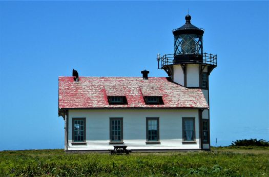 Point Cabrillo Lighthouse, Fort Bragg, CA