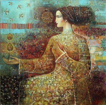 Flora by Valeri Tsenov