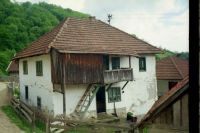 Old house in Mijakovichi village, Bosnia