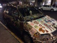 car in Seattle