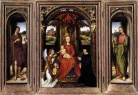 Memling Triptych