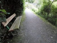 Kirkcudbright Path by the River Dee