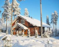 Cabin in the High Country...