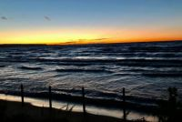 Sunset on Georgian Bay Ontario