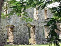 Caribbean ruin                                                 728-001