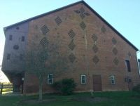 Barn paint: Gable end complete