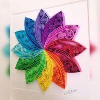 Colored Rainbow Design