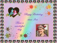 Happy Birthday dear Iris (Irisriver)