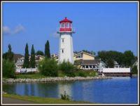 Lighthouse at Sylvan Lake