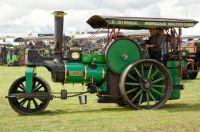 """Aveling & Porter Steam Roller No 7632, """"Betsy"""" (1912)"""