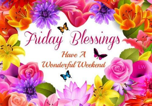 Good Morning Friday Blessings 54 Pieces Jigsaw Puzzle