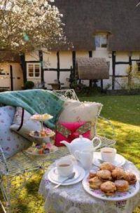 Tea on Terrace