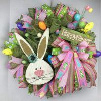 Easter door wreath!
