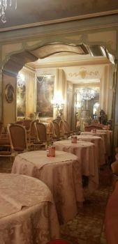 Tea-room in Alassio