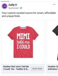 My Grandchildren call me Mimi.  I love this shirt!!