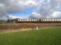 East Lancashire Railway, England