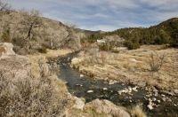 Along Rte 4 North of Jemez Springs, NM