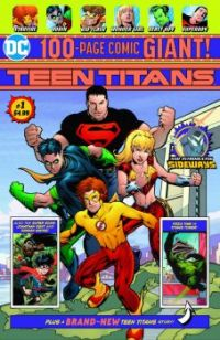 DC 100-PAGE COMIC GIANT !  TEEN TITANS #1