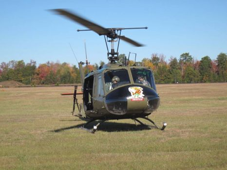 Huey - Army Aviation Heritage Foundation