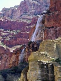 Cheyava Falls - Upper Grand Canyon
