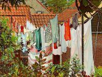 Drying in the wind (II)