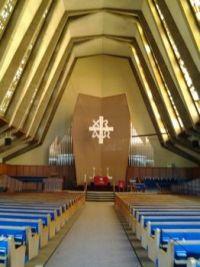 Methodist Church in Eugene, OR, USA