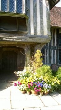 Spring day at Great Dixter 4