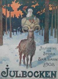 """Julbocken - The """"Yule Goat"""""""