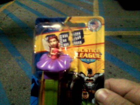 Epic Pez FAIL purchased by me today at Walmart