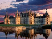 Chateau de Chambord Castle, Loire Valley