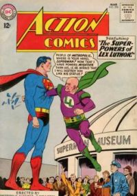 "ACTION COMICS #298--""The Super-Powers of Lex Luthor !"""