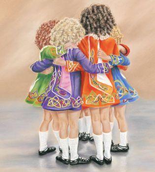 Irish Dancers - 288