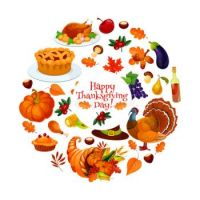 Ѽ Happy Thanksgiving Day! Ѽ