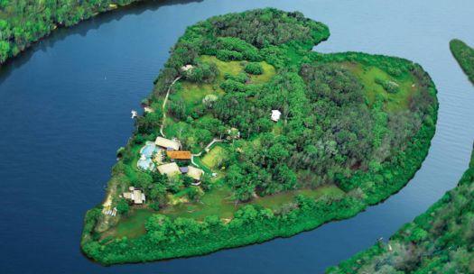 Makepeace Island - Noosa River - Queensland