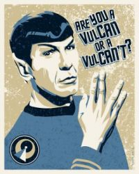 """Once Upon A Time On Vulcan"" (Spock)"