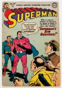 Superman Comic Book 80