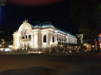 Saigon Opera House (Ho Chi Minh Municipal Theatre)