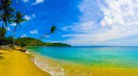 Paradise Beach, Indonesia.